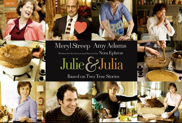 Julie & Julia - Le Cordon Bleu Paris