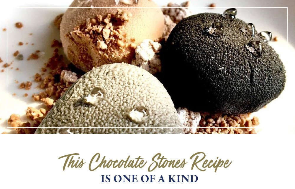 This Chocolate Stones Recipe is one of a kind
