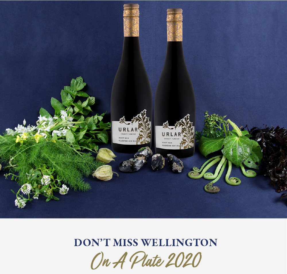 Don't Miss Wellington On A Plate 2020