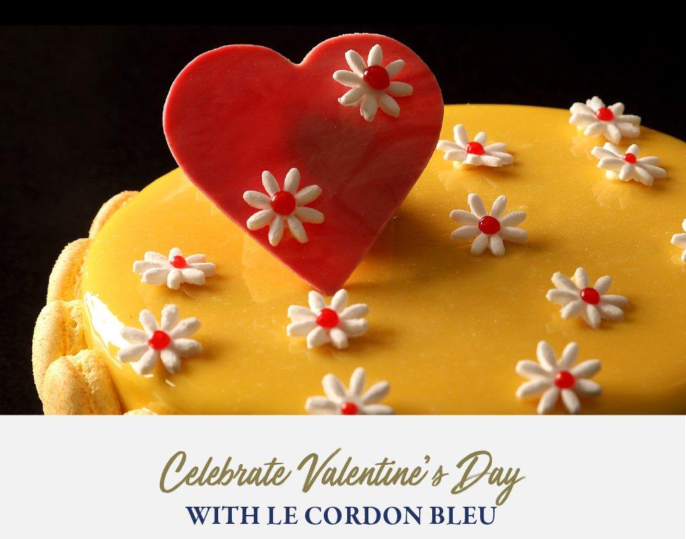 Celebrate Valentine's Day with Le Cordon Bleu