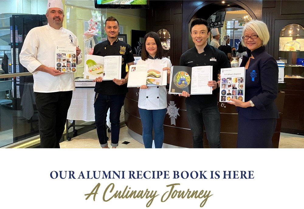 Our Alumni Recipe Book is here A Culinary Journey