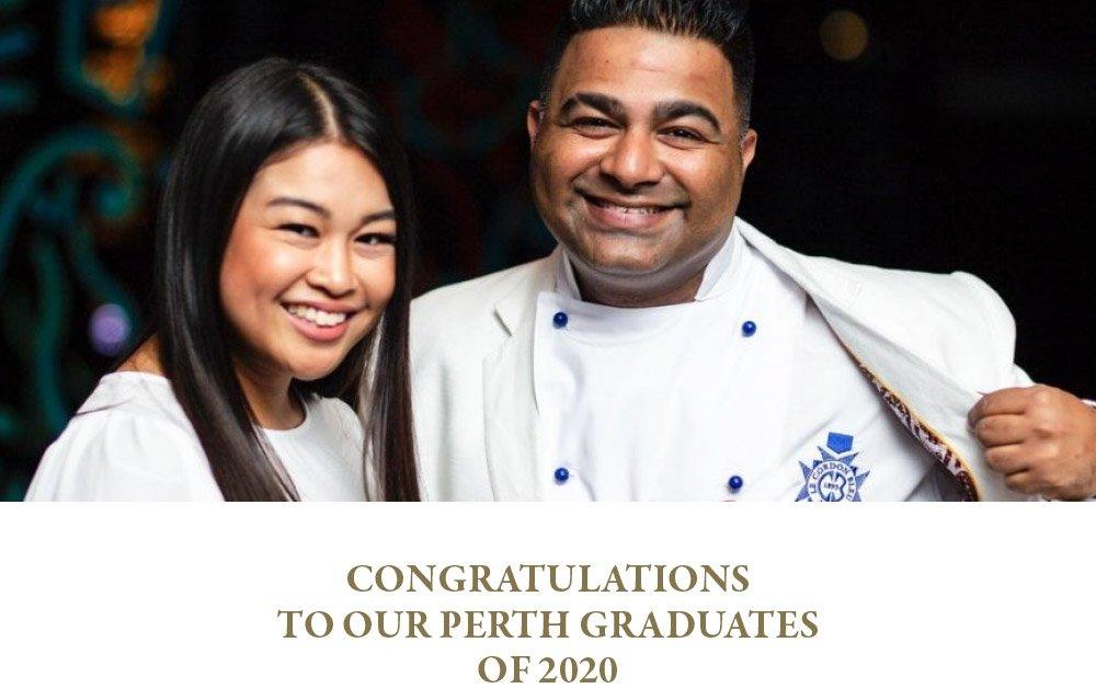 Congratulations to our Perth Graduates of 2020