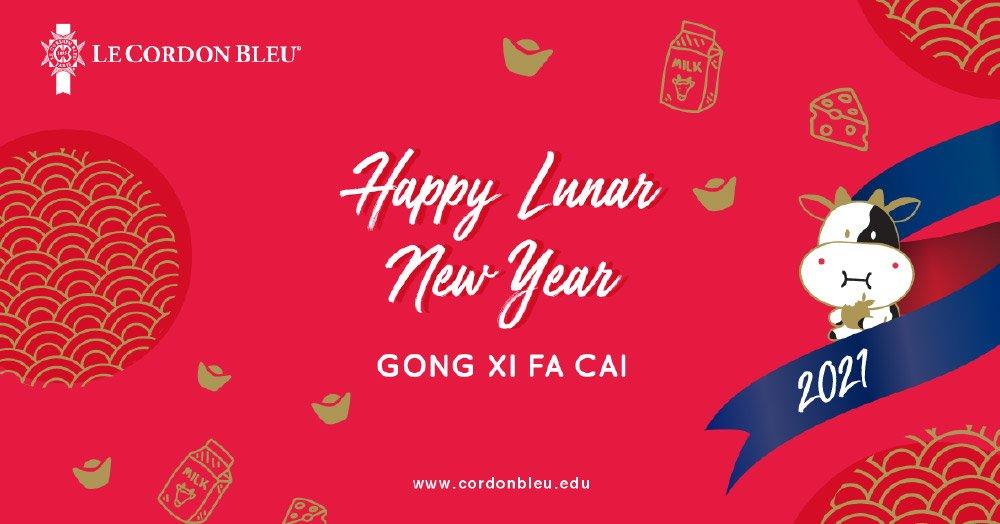 Happy Lunar New Year, Gong Xi Fa Cai