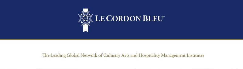 The Leading Global Network of Culinary Arts and Hospitality Management Institutes