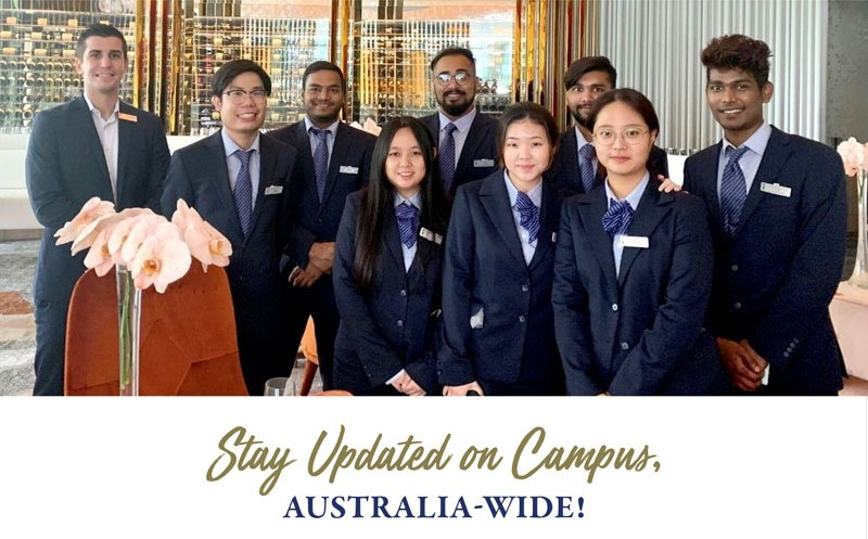 Stay Updated on Campus Australia-wide!